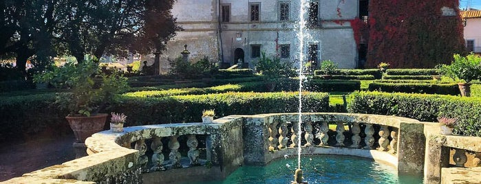 Castello Ruspoli is one of Italy.