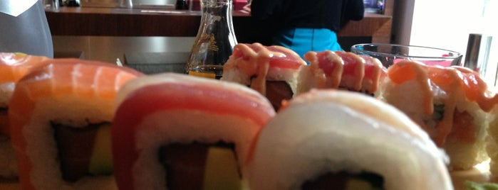 Daruma Sushi Restaurant - Parlamento is one of Sushi Sampler.