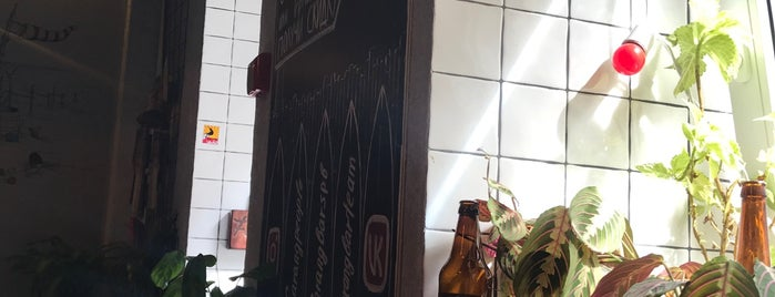 Farang Bar is one of Annさんの保存済みスポット.