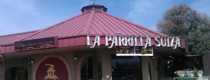 La Parrilla Suiza is one of สถานที่ที่บันทึกไว้ของ Dawna.