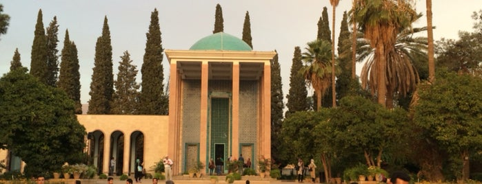 Saadi Mausoleum (Saadieh) | سعدیه is one of Summer 2016: CDG | IKA | FCO | ATH | MAD.