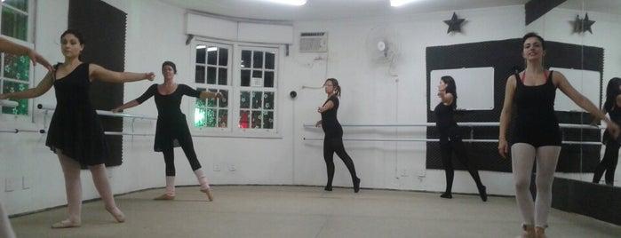 Dance Arte Ursula Correa is one of Carolina'nın Beğendiği Mekanlar.