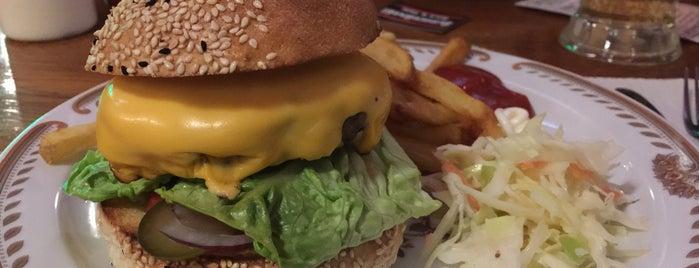 Burgerbar61 is one of Gespeicherte Orte von N..