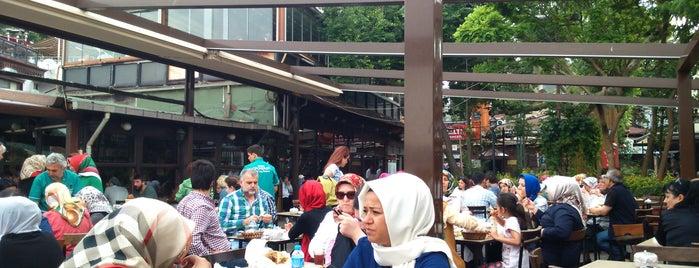 Tarihi Çınaraltı Aile Çay Bahçesi is one of Holiday in Istanbul.