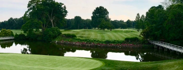 Preakness Hills Country Club is one of BIRDIE BADGE.