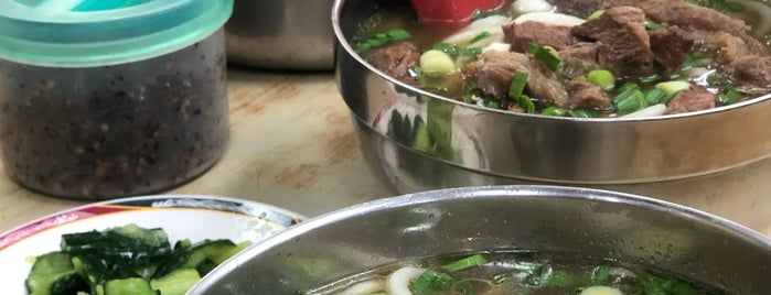 Liu Shandong Beef Noodles is one of Noodles & Wheat Foods.