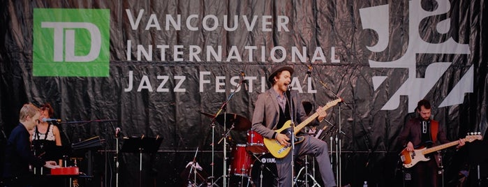 Vancouver International Jazz Festival is one of bars & clubs.