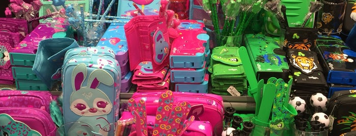 Smiggle is one of London.