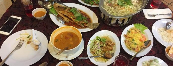 Restoran Payang Serai is one of Gespeicherte Orte von Amin.
