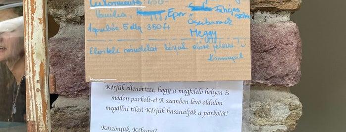 Kő Fagyi? is one of Kékkút.