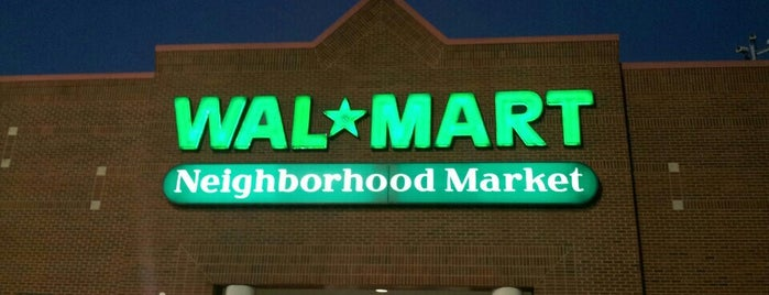 Walmart Neighborhood Market is one of Lieux qui ont plu à Latonia.