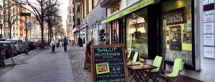 Salut Berlin - Mediterranean Food & Catering is one of Berlin.