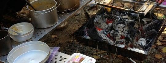 廻り目平キャンプ場 is one of Favorite Campground.