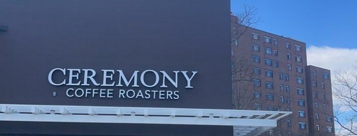 Ceremony Coffee Roasters is one of USA.
