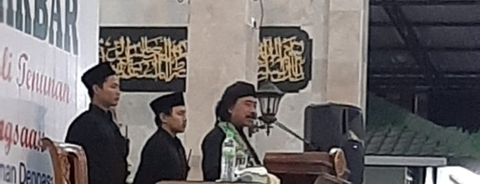 Masjid Agung Sudirman is one of DENPASAR - BALI.