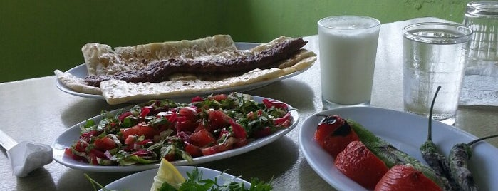 Ye de Söyle Adana Kebap is one of kebap.