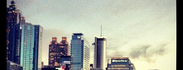 City of Atlanta is one of Atlanta.