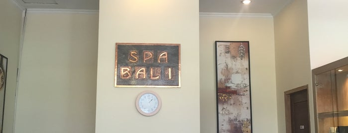 Spa Bali is one of Neu Tea's Bali Trip.