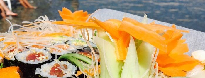 Sushimoto is one of Best Far East Restaurants In Turkey.