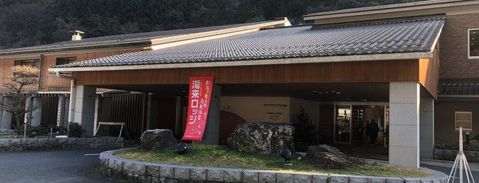 湯来ロッジ is one of Locais curtidos por ZN.