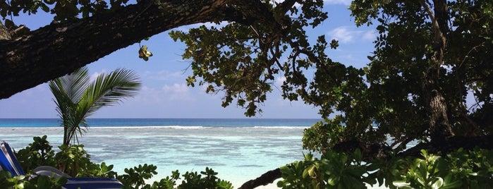 Hilton Seychelles Labriz Resort & Spa is one of Brendan: сохраненные места.