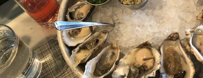 Forthright Oyster Bar & Kitchen is one of Bay Area 01/18.