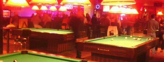 Downtown Billiards is one of things to do.