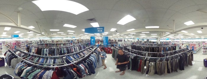 Ross Dress for Less is one of My Fave places.