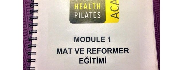 Urban Health Pilates is one of Gespeicherte Orte von Kurucesme Kahvesi.