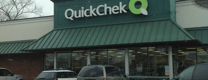 QuickChek is one of Locais curtidos por Mike.