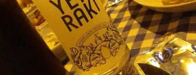 Kravatlı Balıkçı is one of Meyhaneci sarhoşum bu gece.