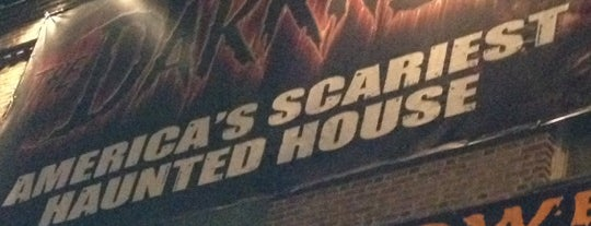 The Darkness Haunted House is one of Fall 2021 to Do.