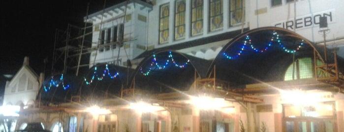 Stasiun Cirebon Kejaksan is one of Cirebon.