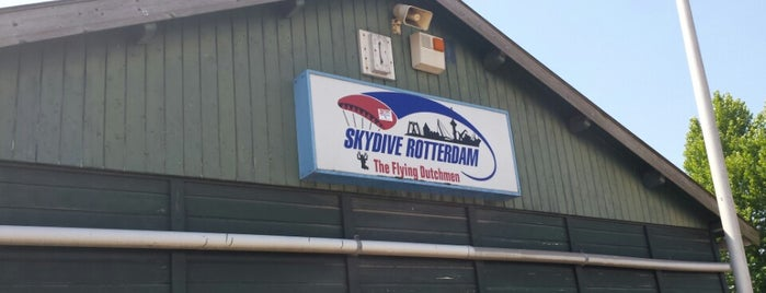 Skydive Rotterdam is one of The best in Europe.