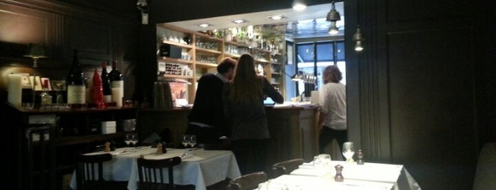 Les Enfants Perdus is one of Restos parisiens.
