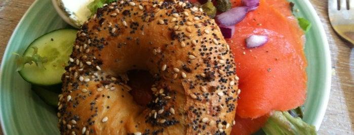 Bagels & Beans is one of Amsterdam Best: Food & drinks.