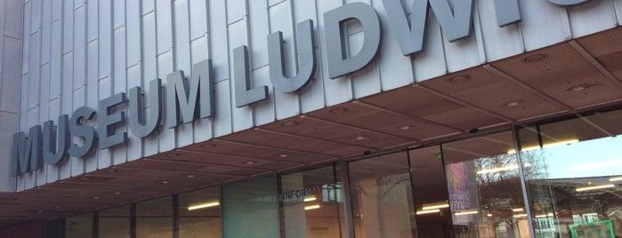 Museum Ludwig is one of #111Karat - Kultur in NRW.