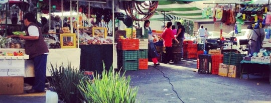 Tianguis de los Viernes - Ometusco is one of Mex.