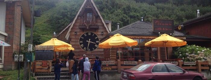 O'Clock is one of Lieux sauvegardés par Ricardo.