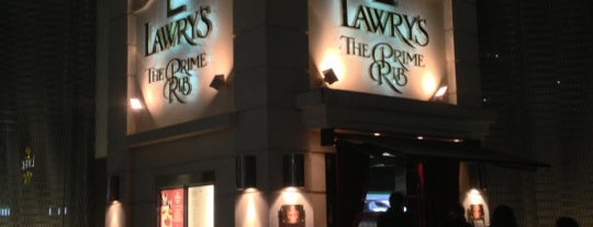 Lawry's The Prime Rib is one of Tokyo: eat & drink.