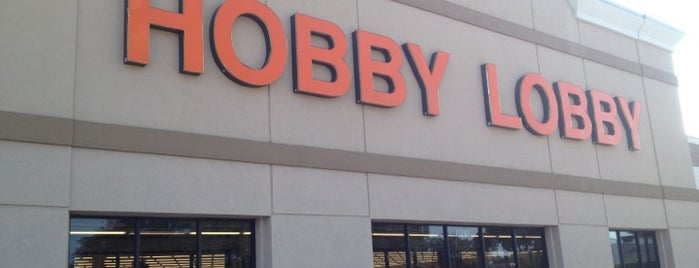 Hobby Lobby is one of Clarkさんのお気に入りスポット.