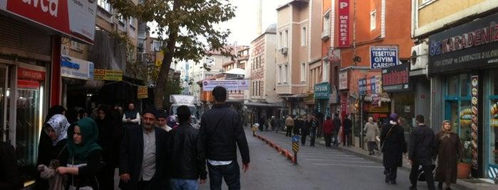 Çarşamba is one of İstanbul'un Semtleri.