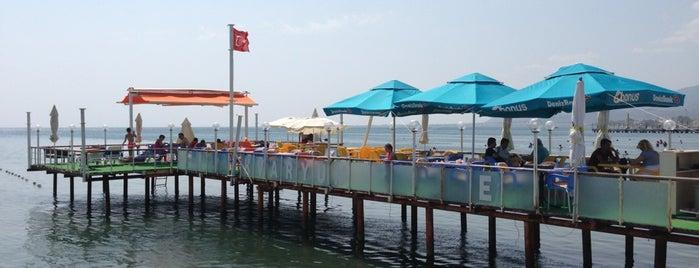Akvaryum Cafe is one of Kerim'in Beğendiği Mekanlar.