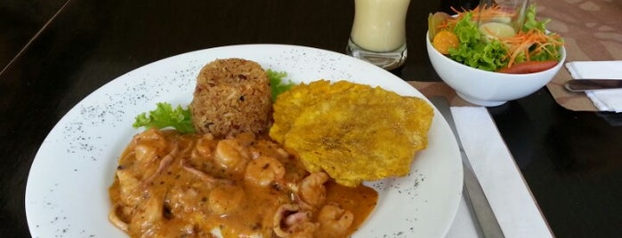 Mangle Sea Food is one of Restaurantes Favoritos.