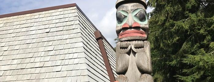 Tongass Historical Museum is one of Ketchikan, Alaska.