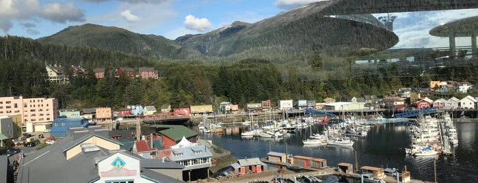 City of Ketchikan is one of Alaska Trip.