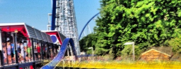 Millennium Force is one of Gold Standards Among Roller Coasters.