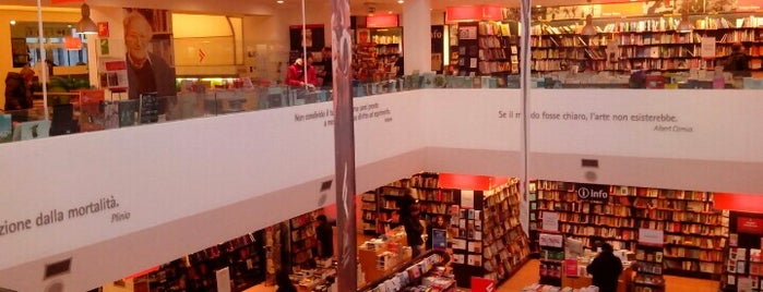 Feltrinelli is one of Bari to check.