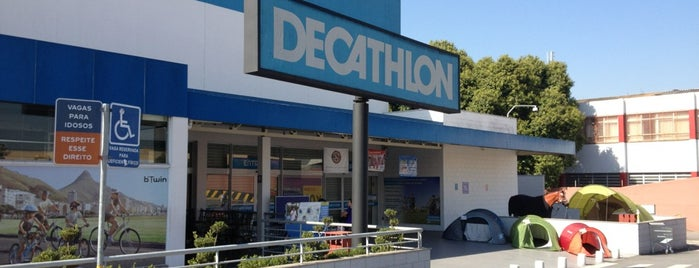 Decathlon is one of Tempat yang Disukai M..