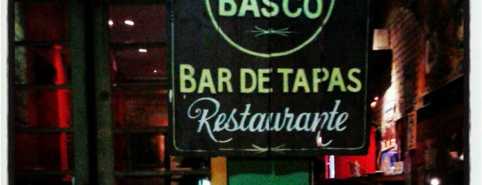 El Basco Loco is one of Porto Alegre.